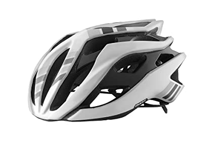 Amazon.com: Gigante Rev casco de ciclismo (blanco) (S ...