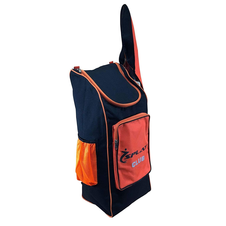Splay Club Cricket Kit Bag - Orange