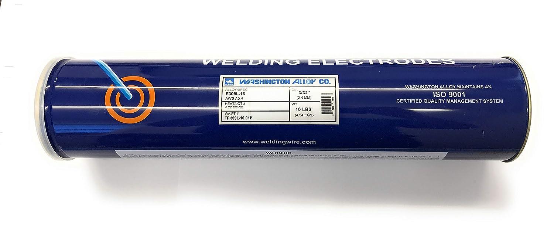 "Washington Alloy Stainless Steel Welding Rod 2 lbs 3//32/"" ER309L Tig"