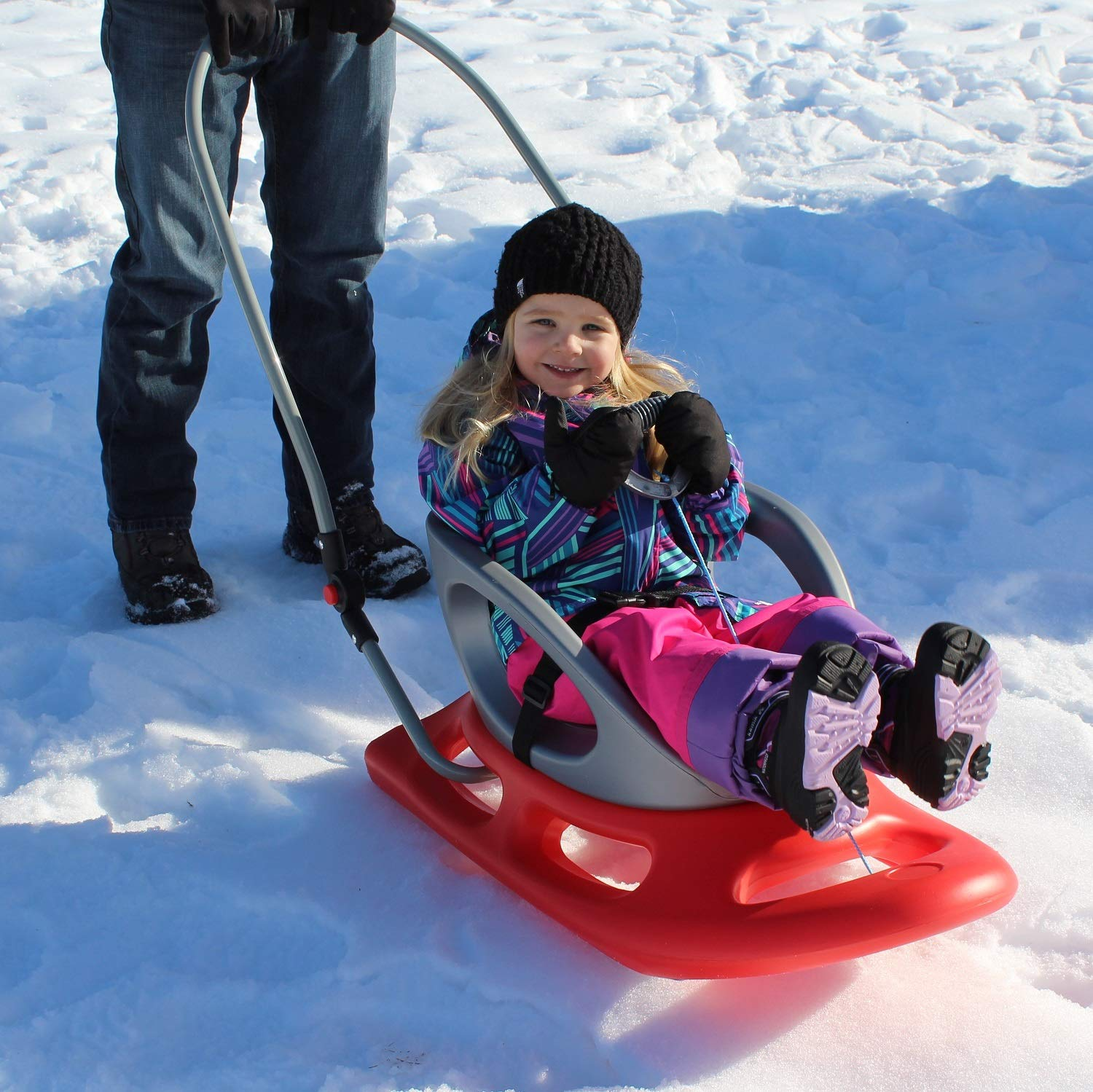 Top 8 Best Sleds For Toddlers (2019 Reviews) 8