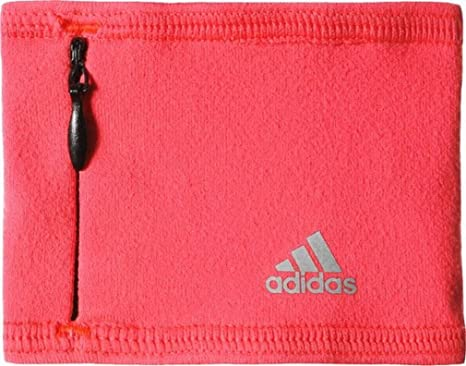 adidas Climalite mujer pulsera tipo cartera con bolsillo con cremallera para correr rosa con logo reflectante: Amazon.es: Ropa y accesorios