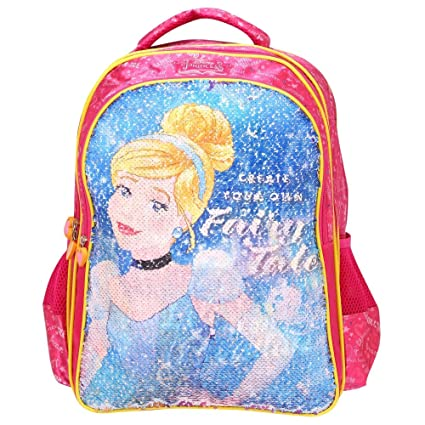 dfff5b0c4f0 Disney Princess Pink School Bag for Children of Age Group 6 - 8 years