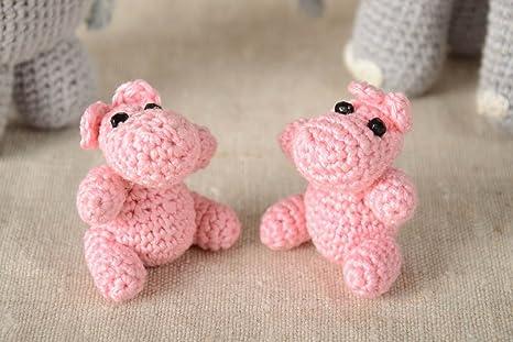 Munecos de tela hechos a mano estilosos peluches originales juguetes para ninos