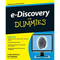 e-Discovery For Dummies