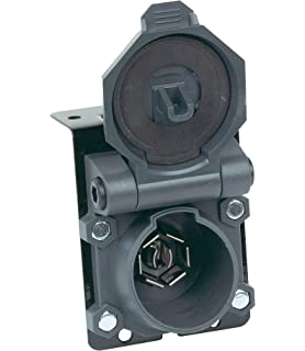 hopkins 48480 endurance 7-way tow vehicle end socket