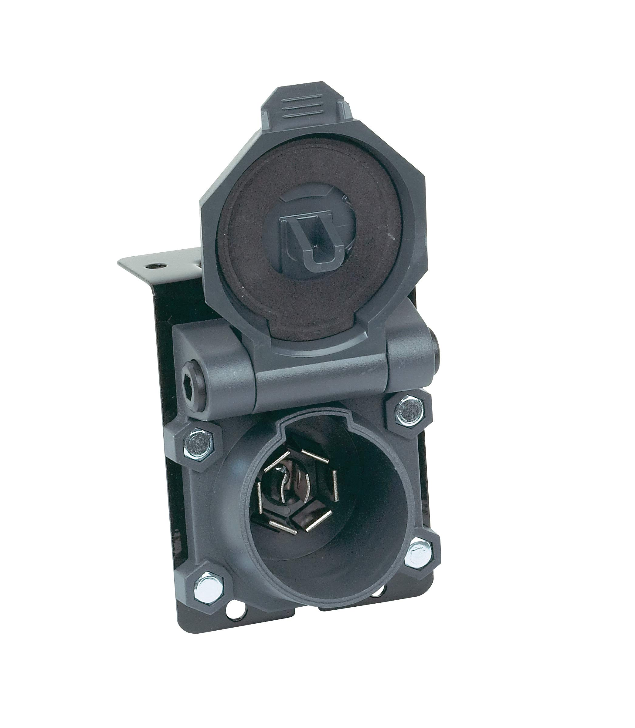 Hopkins 48480 Endurance 7-Way Tow Vehicle End Socket by Endurance