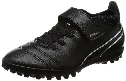 0aebcb1c5163 Puma Unisex Kids  One 17.4 Tt V Jr Footbal Shoes