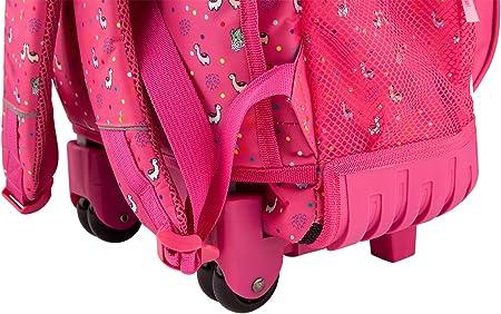 Depesche-TopModel-Mochila Escolar, Color Rosa, (10360): Amazon.es: Juguetes y juegos