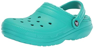 cbf29ad6e6e2 Crocs Classic Lined Unisex Adult Clog  Amazon.co.uk  Shoes   Bags