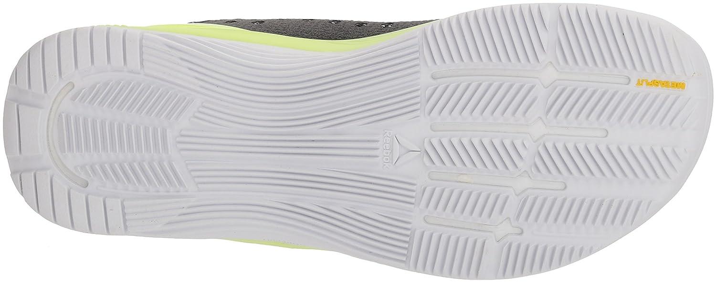 Reebok Women's Crossfit Nano 7.0 Track Shoe B07647SR2C 8 B(M) US|Off-white/Electric Flash