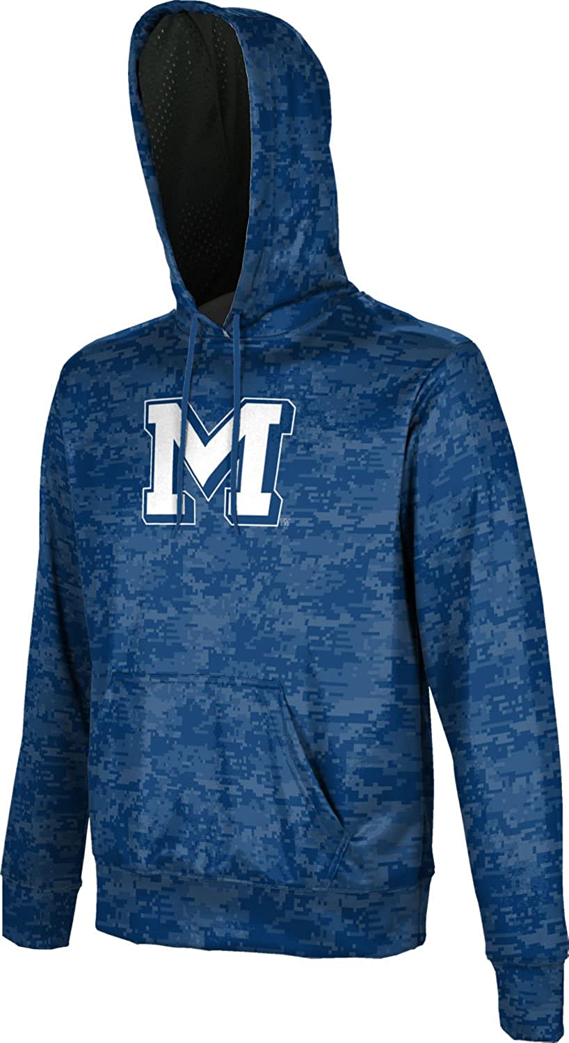 Digi Camo Colorado School of Mines University Mens Pullover Hoodie School Spirit Sweatshirt