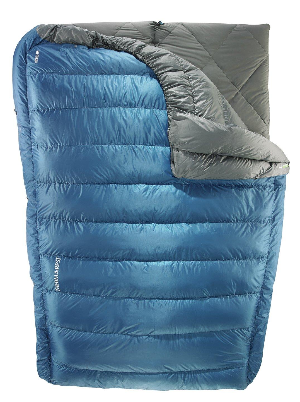 Thermarest Vela Double Blanket Blue