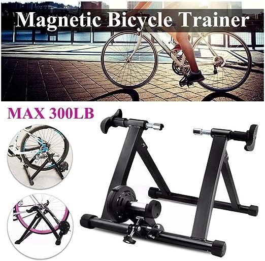 Entrenador de bicicleta de MTB de carretera, entrenamiento en casa ...