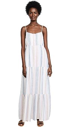 caaaa24d887 Amazon.com  Splendid Women s Tiered Maxi Dress