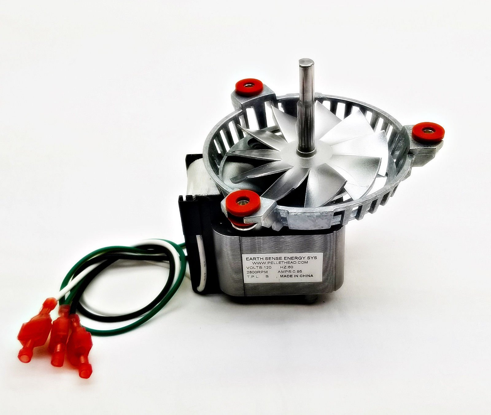 Englander Blower Room Fan Motor 25-EP, 25-EPI, 25-PDVC - PU-4c442, PH-UNIVCOMB + FREE E-BOOK (FREEZING)