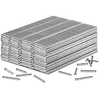 TROTEC Tackernagels-set type 47, 15, 20, 25 en 32 mm lengte (3000 stuks)