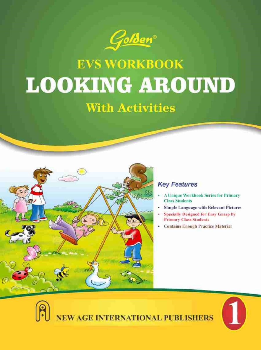 Buy The Earth and Us: EVS Book by Pearson for Class 1 Book Online ...