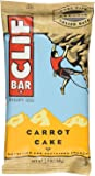 CLIF ENERGY BAR 24 Count, aDxixKg Carrot Cake