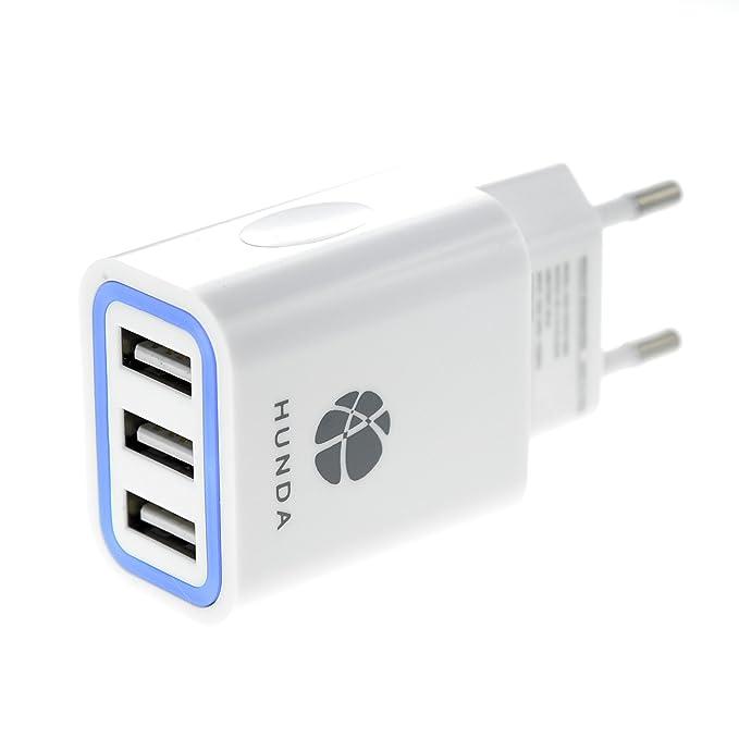 Hunda USB cargador para iPhone iPad Samsung Dispositivos ...