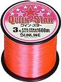 サンライン(SUNLINE) ナイロンライン クインスター 600m 3号 ピンク