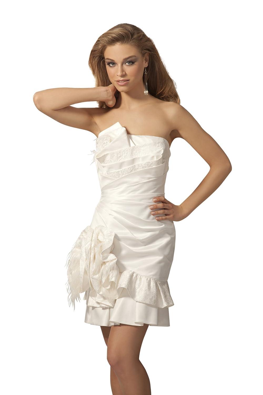 Clarisse Style 17105 Short Dress