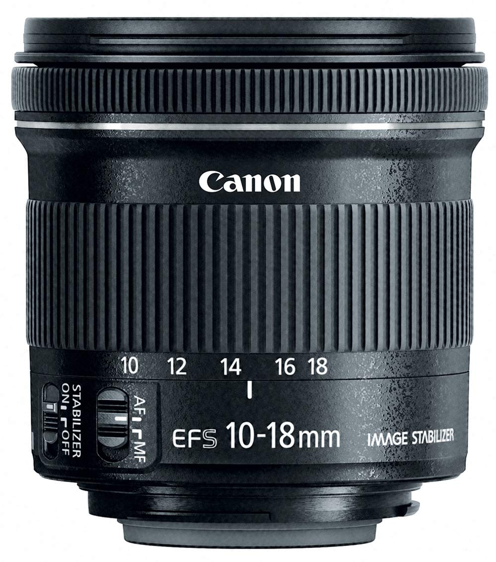 Canon EF-S 10-18mm f/4.5-5.6 is STM Wide Angle Lens with 16GB SD Card Advanced Bundle   by Canon (Image #3)