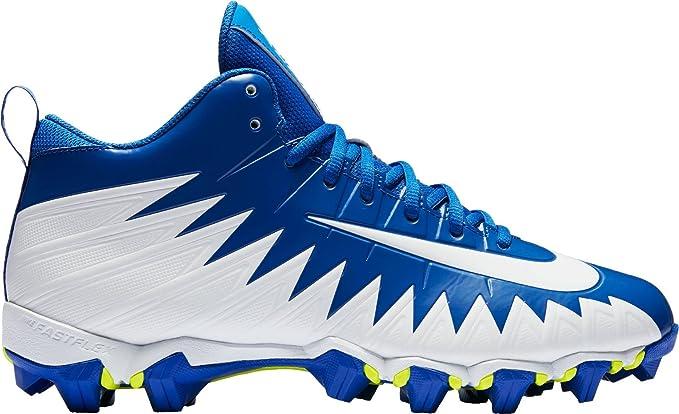 093168712ac Amazon.com  Nike Men s Alpha Menace Shark Football Cleats  Shoes