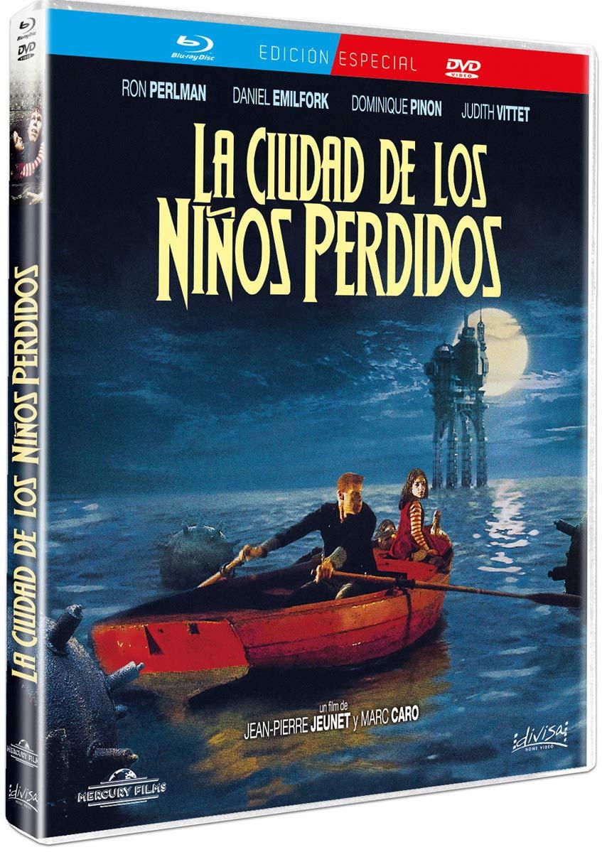 La ciudad de los niños perdidos [Blu-ray]: Amazon.es: Ron ...