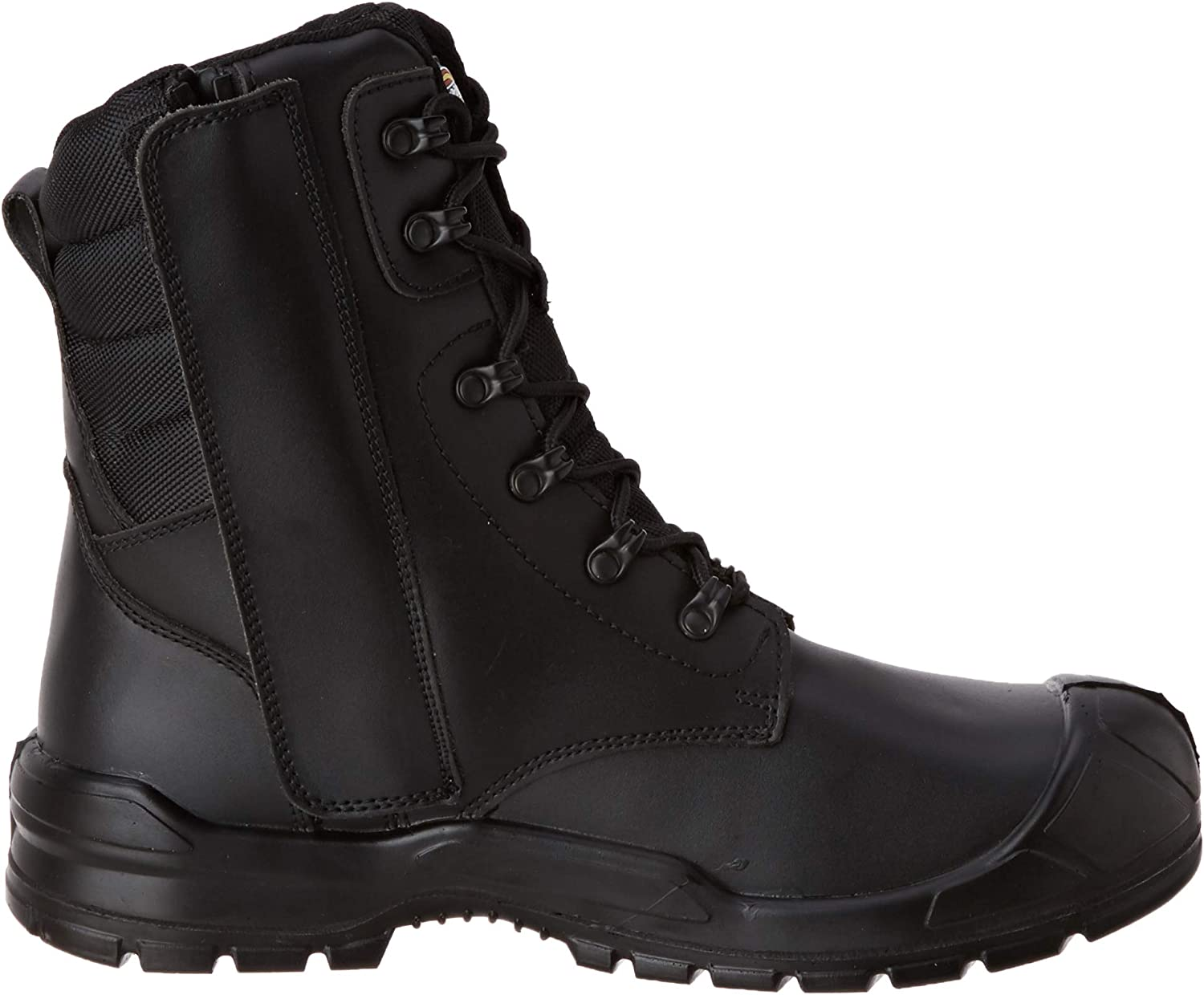 Dickies Trenton Pro Safety Combat Boots Mens Waterproof Steel Toe Cap Shoes