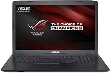 Asus ROG GL752VW-T4113T 17 Zoll Notebook