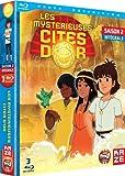 Les Mystérieuses Cités d'Or - Intégrale saison 2 [Blu-ray]