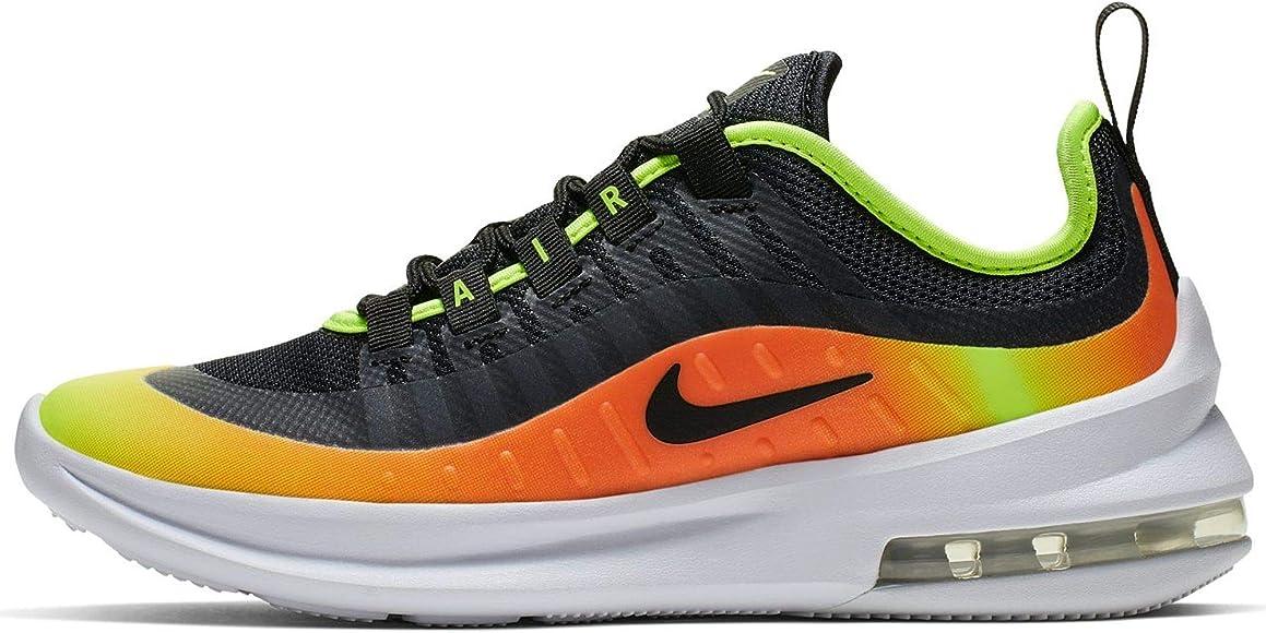 Nike Kids Air Max Axis RF Shoe, Black