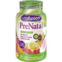 Vitafusion Pre Natal Gummy Vitamins Dietary Supplement, Lemon & Raspberry Lemonade...