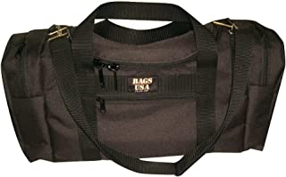 product image for BAGS USA Sport Gym Bag with Two Side Compartment and U Opening Made in U.s.a.
