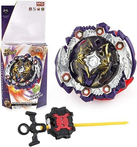 Lavendei 4D Fusion Modell Metall Masters Speed Kreisel Jugendliche und Erwachsene 009AB-00 Kampfkreisel mit Launcher Kinder