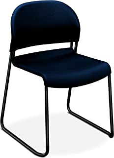 product image for HON Guest Stacker High-Density Stacking Chair, Regatta