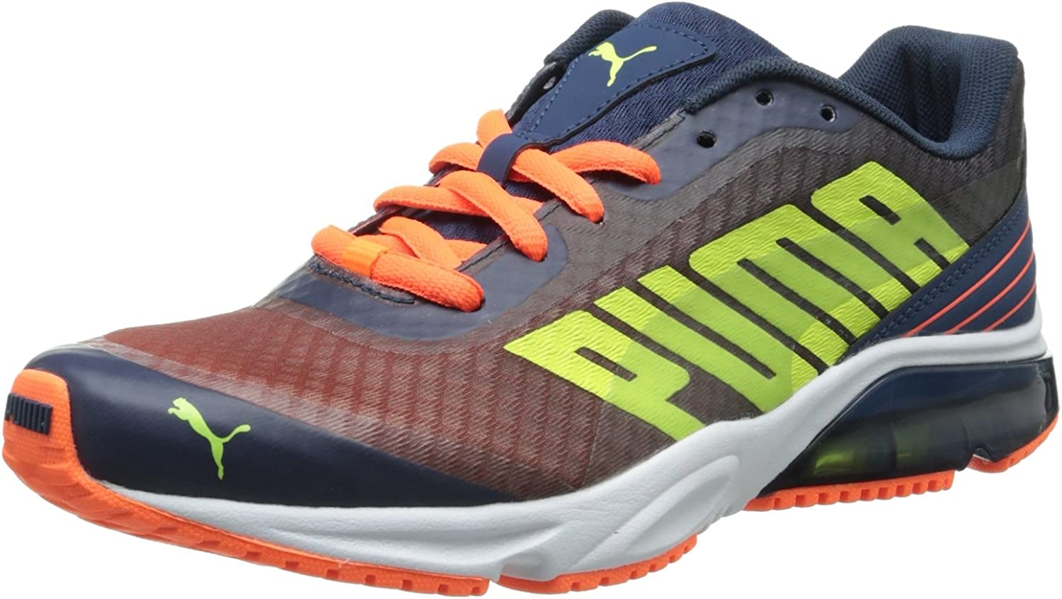 PUMA Men s PowerTech Defier Fade Running Shoe