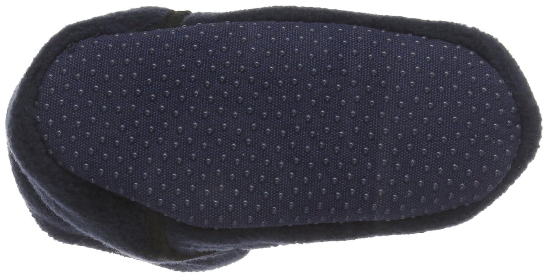 Playshoes Baby-Schuhe aus Fleece Krabbelschuhe f/ür M/ädchen und Jungen mit rutschhemmender Noppen-Sohle