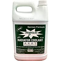 Royal Apex Aqua Radiator Antifreeze Coolant 4 Ltr, Heavy Duty Specially Made for All Kind of Vehicles and Heavy Duty…