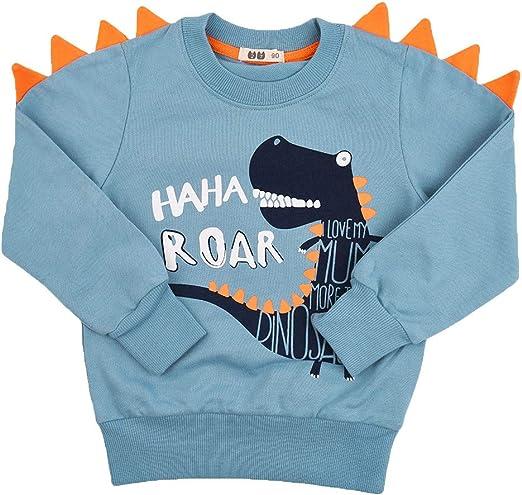 Tyrannosaurus Dinosaur T-Shirt Kids Tee Shirt T-Shirt Funny For Kids TShirt Baby