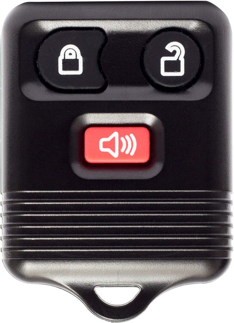 New Style 3 Button Keyless Entry Remote Control Key Fob for Ford Lincoln Mercury