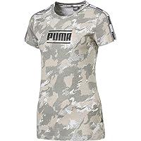 PUMA Women's Camo Pack All Over Print Tee