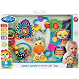 Playgro Playgro Go with Me Rattle Pack for Baby 0185289