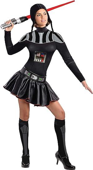 Rubies - Disfraz para mujer Darth Vader, Star Wars, talla S ...