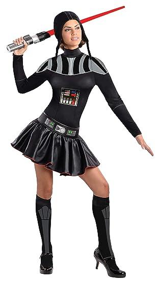 Rubies - Disfraz para mujer Darth Vader, Star Wars, talla S (3887128)