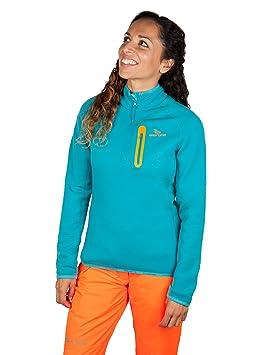 Grifone Piegan - Chaqueta para Mujer, Color Azul, Talla XS: Amazon.es: Zapatos y complementos