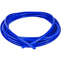 Ramair Filters vac4mm-10m-bl silicona Manguera de vacío, Azul