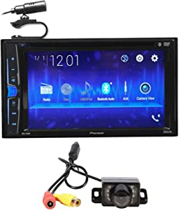 "Pioneer AVH-210EX 6.2"" Car DVD/CD/Bluetooth/iPhone/Android/USB Receiver+Camera"