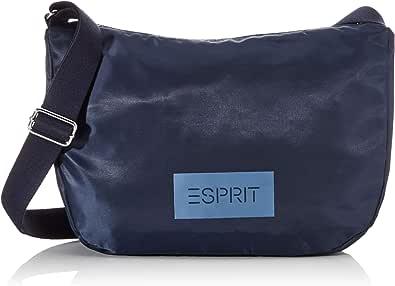 Esprit Bolso bandolera Aimeeshouldbag, color Azul, talla 10x26x37 cm (B x H x T)