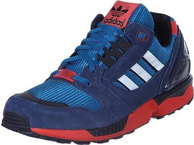 zx 8000 adidas herren blau